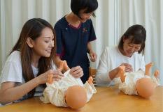 赤ちゃんのためのマザークラス